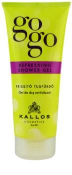 Kallos Gogo освежаващ душ гел