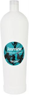 Kallos Jasmine après-shampoing pour cheveux secs et abîmés
