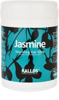 Kallos Jasmine Mask for Dry and Damaged Hair