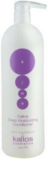 Kallos KJMN acondicionador hidratante  para cabello seco y dañado
