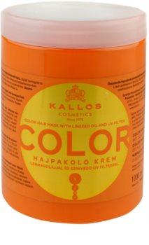 Kallos KJMN maschera per capelli tinti