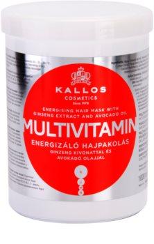 Kallos Multivitamin Actieve Haarmaskar
