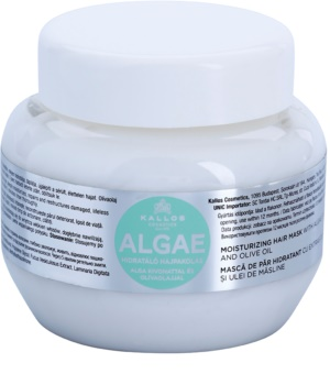 Kallos KJMN Hydrating Mask With Algae Extract And Olive Oil