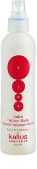 Kallos KJMN spray protector protector de calor para el cabello
