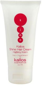 Kallos KJMN крем за коса за блясък
