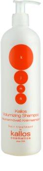 Kallos KJMN Shampoo with Volume Effect