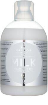 Kallos KJMN šampon za suhu i oštećenu kosu