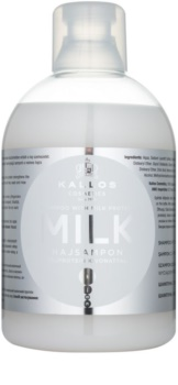 Kallos KJMN Shampoo  voor Droog en Beschadigd Haar