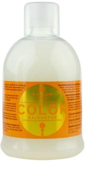 Kallos KJMN shampoing pour cheveux colorés et sensibilisés
