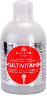 Kallos KJMN szampon energizujący