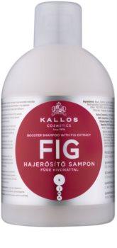Kallos KJMN šampon pro oslabené vlasy