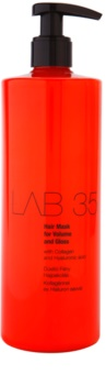 Kallos LAB 35 Mask for Hair for Volume and Shine