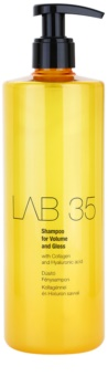 Kallos LAB 35 șampon pentru volum și strălucire