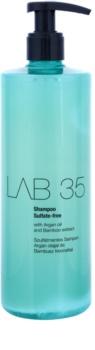 Kallos LAB 35 champô sem sulfatos e parabenos