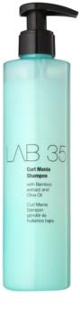 Kallos LAB 35 šampon za valovite lase