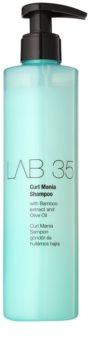 Kallos LAB 35 шампоан  за чуплива коса