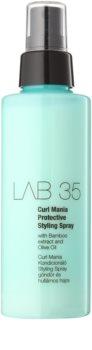 Kallos LAB 35 styling Spray für welliges Haar