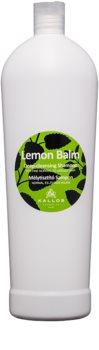 Kallos Lemon champô para cabelo normal a oleoso