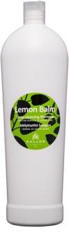 Kallos Lemon champú para el cabello normal hasta graso