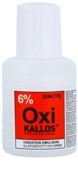 Kallos Oxi crème peroxyde 6%