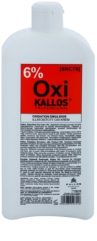 Kallos Oxi creme peróxido 6%
