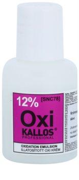 Kallos Oxi Peroxide Crème 12%