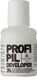 Kallos Profipil Aktivierungsemulsion für Brauen - und Wimpernfärbung