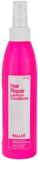 Kallos Relax odżywka bez spłukiwania do włosów suchych i zniszczonych