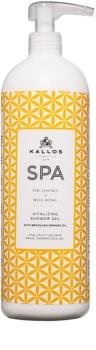 Kallos Spa sprchový gel