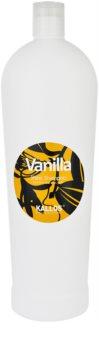 Kallos Vanilla Shampoo für trockenes Haar