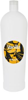 Kallos Vanilla σαμπουάν για ξηρά μαλλιά