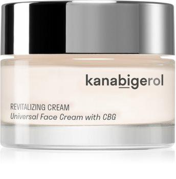 Kanabigerol Revitalizing Cream luxusní krém s konopným olejem