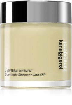 Kanabigerol Universal Ointment mast s konopným olejem