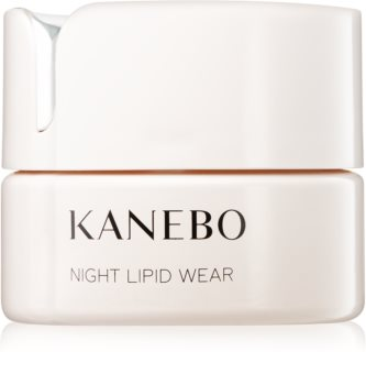 Kanebo Skincare creme de noite refirmante