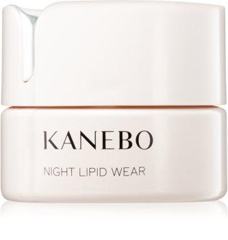 Kanebo Skincare zpevňující noční krém