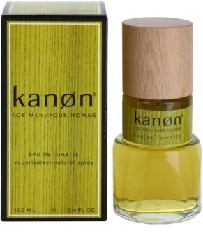 Kanon For Men Eau de Toilette para homens 100 ml