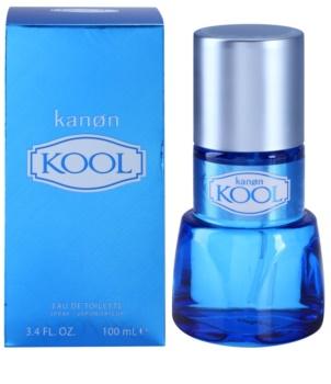 Kanon Kool eau de toilette para homens 100 ml
