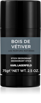 Karl Lagerfeld Bois de Vétiver Deodorant Stick for Men