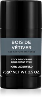 Karl Lagerfeld Bois de Vétiver Deodoranttipuikko Miehille