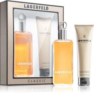 Karl Lagerfeld Lagerfeld Classic set cadou I. pentru bărbați