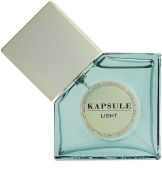 Karl Lagerfeld Kapsule Light toaletná voda unisex