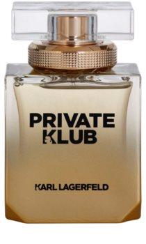 Karl Lagerfeld Private Klub Eau de Parfum Naisille