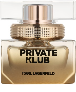 Karl Lagerfeld Private Klub Eau de Parfum für Damen