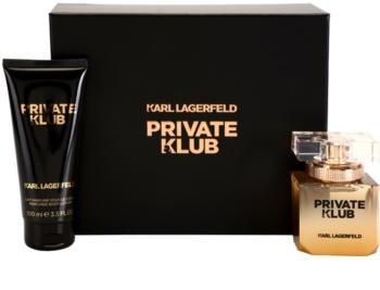 Karl Lagerfeld Private Klub lote de regalo I.