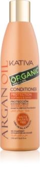 Kativa Argan Oil zaščitni balzam za sijaj in mehkobo las