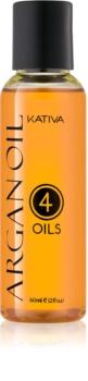 Kativa Argan Oil intenzivna oljna nega za sijaj in mehkobo las
