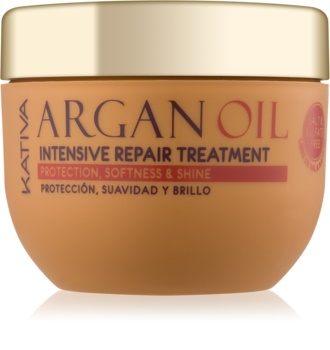 Kativa Argan Oil Intensive Regenerating Treatment for Shiny and Soft Hair