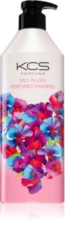 KCS Fall In Love Perfumed Shampoo jemný čisticí šampon