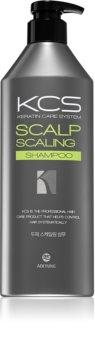 KCS Scalp Scaling Shampoo šampon proti lupům na mastné vlasy