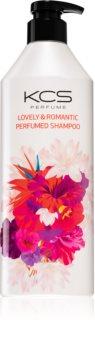 KCS Lovely & Romantic Perfumed Shampoo hidratáló sampon